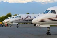 Pen Air Saabs at Anchorage (ZD703) Tags: n682pa n687pa saab2000 n364px n675pa saab saab340 penair anchorage anchorageinternationalairport