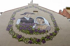 Mural (Rick & Bart) Tags: streetart graffiti art mural belgië vlaanderen oostende rickvink rickbart canon eos70d pixelpancho urban urbanart thecrystalship