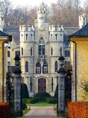 De Borrekens (juka14) Tags: castle belgium beautifulplaces moat sightseeing