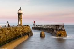 East Pier, Whitby (Donard850) Tags: eastpier northyorkmoors whitby breakwater harbour lighthouse sunrise