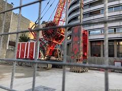 travaux-à-paris© (alexandrarougeron) Tags: photo alexandra rougeron travaux urbain ville paris flickr