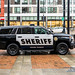 King County Sheriff Chevrolet Tahoe SSV in Support of Sound Transit