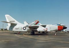 NRA-3B 142256 Thunderbird Aviation (spbullimore) Tags: a3 nra3b douglas skywarrior 1994 usa az arizona phoenix airport valley deer aviation thunderbird 142256 n165tb usn us navy united states