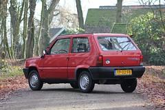 Fiat Panda 1000 CL i.e. 1990 (YP-02-FB) (MilanWH) Tags: fiat panda 1000 cl ie 1990 yp02fb iniezione elettronica 141
