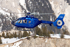 23.02.2019 (Romain BAHEU) Tags: courchevel savoie snow spotting altiportcourchevel alpes alps helicopter helicoptere helicopterlife montagne mountain montblanc rotor airbushelicopters aerospatiale eurocopter h135 ec135 montblanchelicopteres