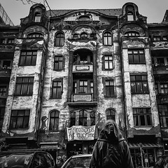 Where are you from? (Pawel Wietecha) Tags: immigrant immigration blackandwhite bw mono monochrome blanc weis schwarz noir black white blackwhite blanche negra blanco negro enblancoynegro city berlin germany building street light cityscape urban urbanscape travel trip journey architecture