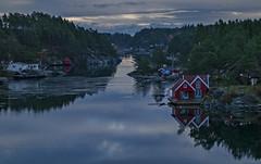 Isefjærfjorden, Kirkekilen (gormjarl) Tags: fjord norway høvåg lillesand isefjærfjorden