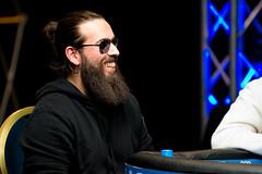Cyprien Chassagne (World Poker Tour) Tags: 888poker wptds malta world poker tour deepstacks final table day 3