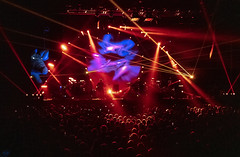 One of these days... (Jersey JJ) Tags: brit floyd concert live music sands casino one of these days light show lasers