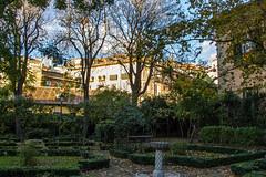 Jardin del Principe de Anglona plaza de la Paja Madrid 04 (Rafael Gomez - http://micamara.es) Tags: esp eljardíndelpríncipedeanglona españa madrid jardin del principe de anglona plaza la paja 04 barrio latina