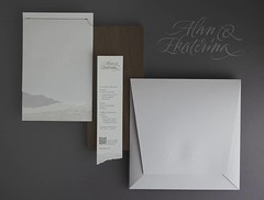 #pointedbrush #commissioned #calligrafia #calligraphy #handwriting #calligraphie Calligraphy: Chiara Riva Design & ph:  Alan Orozco & Osvaldo Vázquez