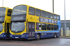 Dublin Bus (Will Swain) Tags: dublin phibsboro depot 16th june 2018 bus buses transport travel uk britain vehicle vehicles county country ireland irish city centre south southern capital