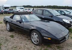 CHEVROLET Corvette C4 Cabriolet - 1984 (SASSAchris) Tags: chevrolet corvette c4 cabriolet 10000 tours castellet circuit ricard américaine