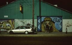 Graffiti (TAZMPictures) Tags: neworleans jazz frenchquarter bourbonstreet graffiti