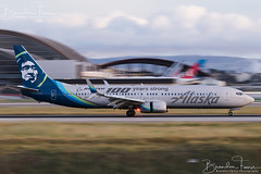 "N248AK Alaska Airlines 737-900ER ""Boeing 100"" (Brandon Farris Photography) Tags: winner boeing boeing737 boeing739 alaska alaskaairlines asa as alaskaair n248ak lax klax"