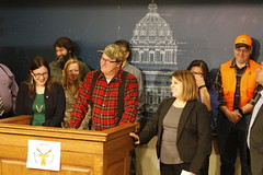 Chronic Wasting Disease Press Conference