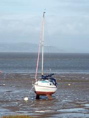 Sailing Boat (ralph&dot) Tags: morecambe bay boat
