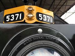 The Real Thing (jamesbelmont) Tags: riogrande drgw sd40t2 tunnelmotor marslight gyralite ogden ogdenunionstation utah railroad railway locomotive train museum