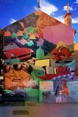 Mur pignon (Edgard.V) Tags: vitry streetart arte urbano urban mural callejero