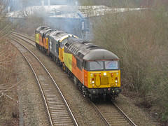 56078 (Gronk 08) Tags: 56078 stokeontrent staffordshire colas grid