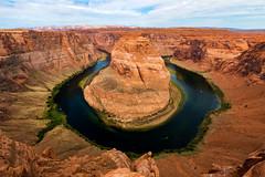 Horseshoe Bend (ValeTer_) Tags: nature natural landscape formation canyon wilderness rock sky geology national park river horseshoebend arizona nikon nikond7500