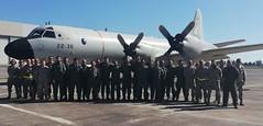 P3 Orión en el ejercicio Dynamic Manta (Ejército del Aire Ministerio de Defensa España) Tags: avión aviación aviation p3 orión lockheed sigonella sicilia dynamicmanta grupo22 ala11 warfare tripulación crew baseaérea