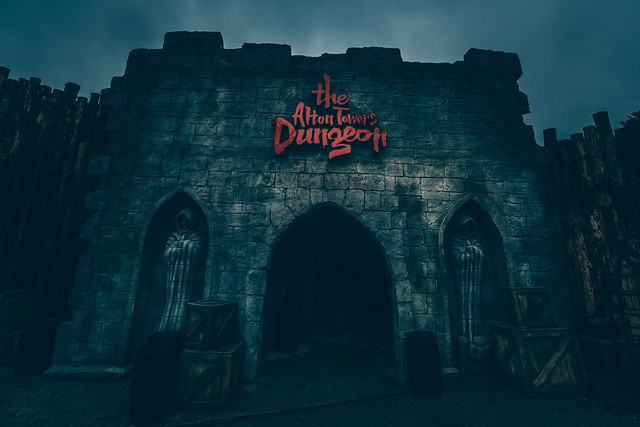 The Alton Towers Dungeon