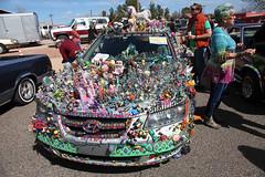Art car (twm1340) Tags: 2008 hyundai sonata 2019 clarkdale az car show