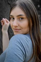Look throu (carsten.k.) Tags: portraits portrait girl jung look shooting modelshooting model