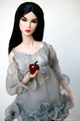Unknown Source Lilith (Odd Doll) Tags: unknownsourcelilith lilithblair lilith twins nuface integritytoys fashionroyalty fashiondoll