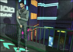 Lost (Fashion Blog Man) Tags: lelutka signature vagrant {kokoia}
