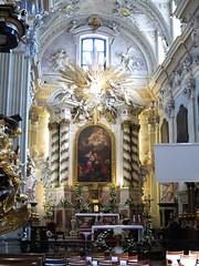 Kraków, Kościół św.Anny-IMG_0478p (Milan Tvrdý) Tags: kraków churchofstanna kościółśwanny poland polska cracow cracovia