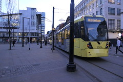 3004-01 (Ian R. Simpson) Tags: 3004 bombardier flexityswift m5000 tram metrolink