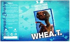 Slovakia - Hellstork s.r.o. (Senica) (cigpack.at) Tags: slovakia slowakei hellstork sessler senica wheat americanwheatale bier beer brauerei brewery label etikett bierflasche bieretikett flaschenetikett