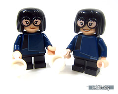 Alternate facial expression (WhiteFang (Eurobricks)) Tags: lego minifigures cmfs collectable walt disney mickey characters licensed design personality animated animation movies blockbuster cartoon fiction story fairytale series magic magical theme park medieval stories soundtrack vault franchise review ancient god mythical town city costume space