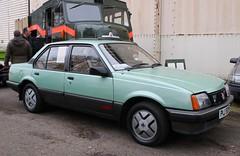 PIJ 9256 (Nivek.Old.Gold) Tags: 1982 vauxhall cavalier sr 4door 1598cc