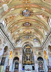 Church of S. Agata..Città Alta..Bergamo (SonyLeo) Tags: sonyilce7m2 sonya7m2 sonyfe24105mmf4goss fe24105mmf4goss bergamo