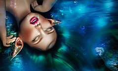 The Mermaid (charlotepetrova) Tags: firestorm magic dreams magical art 3d pictures sea elf secondlife photography photo photographers