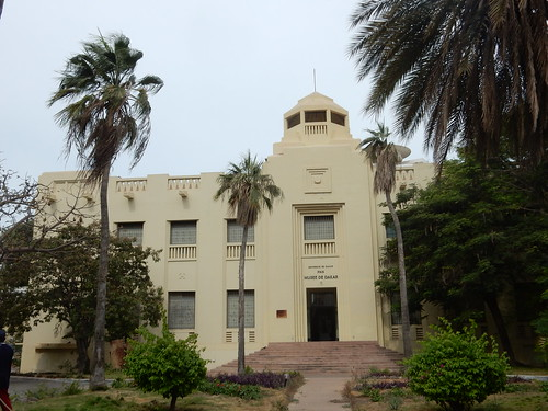 Museum of African Arts, Dakar