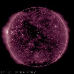 2019-01-20_12.00.18.UTC.jpg (Sun's Picture Of The Day) Tags: sun latest20480211 2019 january 20day sunday 12hour pm 20190120120018utc