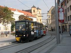 IMG_3738 (-A l e x-) Tags: bratislava slovakei tram strassenbahn tramway slovakia 2006 öpnv reise verkehr öffis