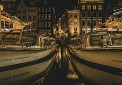 Holland Moments (Oash_Dany) Tags: amsterdam holland longexposure nightshot bruxelles belgium reflection night