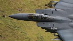 Photo of Boeing F-15E, Strike Eagle.