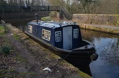 (Sam Tait) Tags: springer water bug pj sam engineering market harborough steel boat narrowboat peak forrest canal derbishire district
