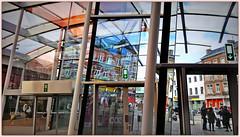 Médiacité, place Henriette Brenu, rue Grétry, Liège, Belgium (claude lina) Tags: claudelina belgium belgique belgië liège architecture ronarad médiacité