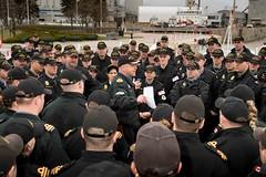 Operation LENTUS (NCSM HMCS DONNACONA) Tags: dayjour domesticnational navymarine oplentus1703 outdoorsextérieur quã©beccity québeccity québec canada can