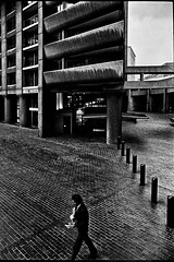 C37-9 1975 Brutalism (hoffman) Tags: housing architecture brutalist brutalism city urban london outdoors street barbican brunswickcentre londonwall concrete davidhoffman wwwhoffmanphotoscom