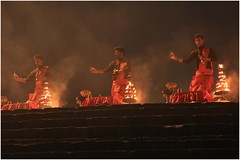 India Travel Photography: Aarti Ceremony, Nada Sadhus & burning Ghats at Varanasi 2019 Benares.007 by Hans Hendriksen (Travel Photography - Reisfotografie) Tags: india travel photography uttar pradesh north noord crowd reisfotografie reisfoto varanasi cremation ghat ghats benares banāras kashi kasi 2019 bad baden bath snan bathing people planet naked naakt naga sadhu saddhu baba nackt hindu hindus hindoe hindoes ganga gangus ganges river rivier march holy heilig sacred ceremony ceremonie religion religie nude dahues babas pelgrims pilgrimage pilgrims bedevaart menigte hindúes sagrado río aarti fire vuurceremonie burning manikarni manikarnika dead reincarnation reincarnatie afterlife