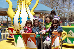 _F5C7398 (Shane Woodall) Tags: 2015 2470mm adventurers amusementpark april birthday birthdayparty brooklyn canon5dmarkiii ella lily newyork shanewoodallphotography twins