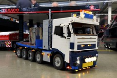 IMG_8604 (Barman76) Tags: lego technic modelteam scale truck crane modelshow europe ede 2019